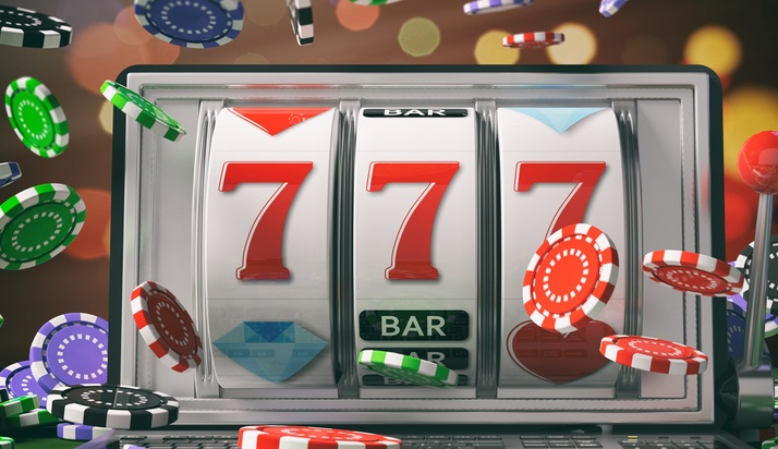 Online slot game benefit